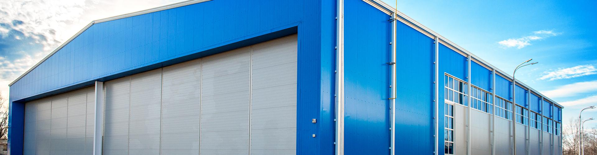 Строительство быстровозводимых зданий промышленного и коммерческого назначения.
